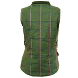 Game Ruby Tweed Gilet from Behind