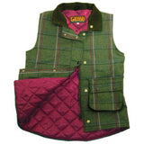 Game Ruby Tweed Gilet Interior