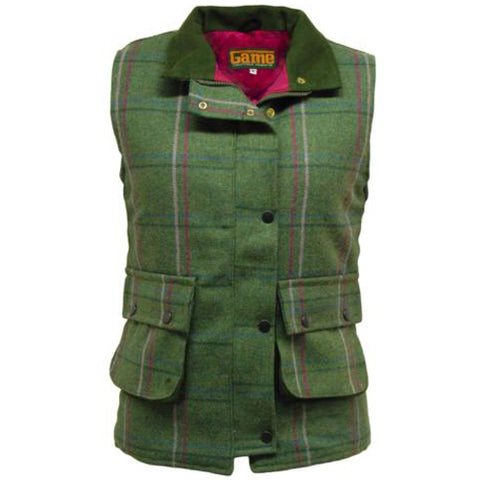 Game Ruby Tweed Gilet