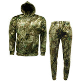 Game Mens Tecl-Wood Tracksuit Passion Green