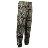GAME Trek Mens Camouflage Joggers Side