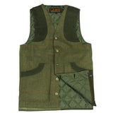 Game Tweed Ashford Gilet Flat and Bute