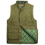 Game Tweed Gilet Bute Interior