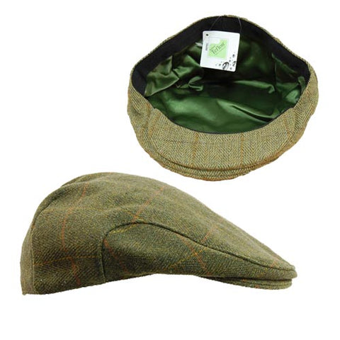 Game Tweed Flat Cap Gallery