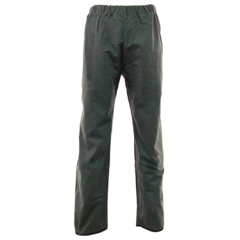 Game Mens Wax Overtrousers Olive