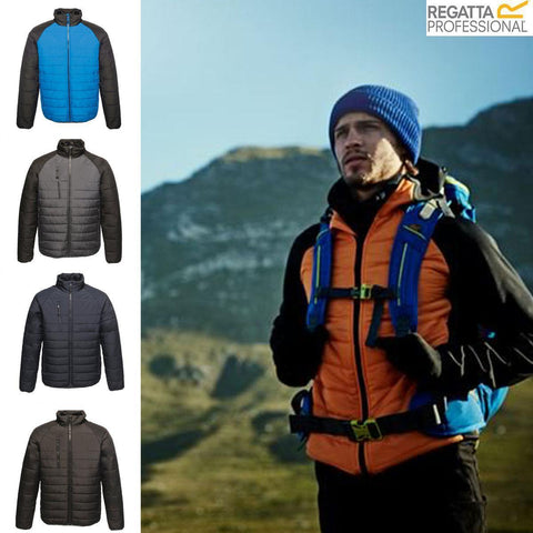 Mens Regatta Glacial Warmloft Jacket