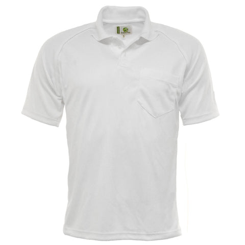 Green Play Mens Sports Shirt