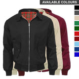 Classic Harrington Jackets - Made in the UK