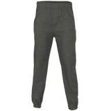 Plain Fleece Joggers Charcoal