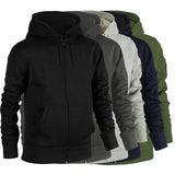 Plain Fleece Zipper Gallery