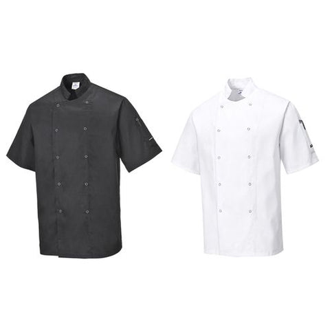 Portwest C733 Chefs Jacket Gallery