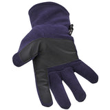 Portwest GL11 Fleece Gloves Navy Back