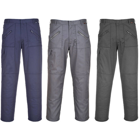Portwest S887 Action Cargo Trousers Gallery