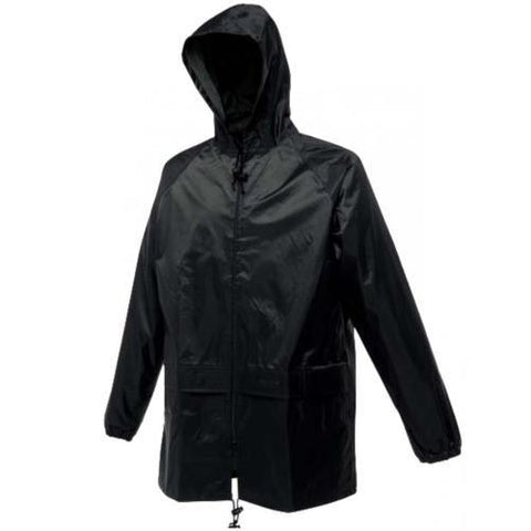 Regatta Stormbreak Waterproof Jacket Black
