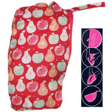 Ruth Pattern Cagoules Fruit Bag