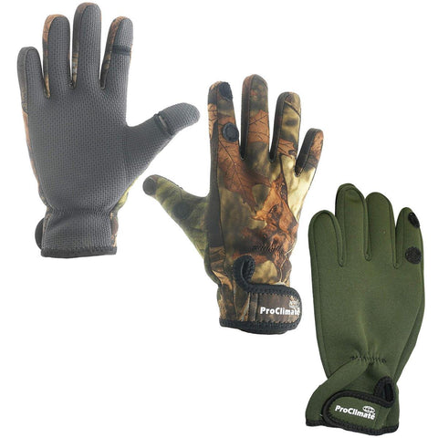 Proclimate Neoprene Waterproof Gloves