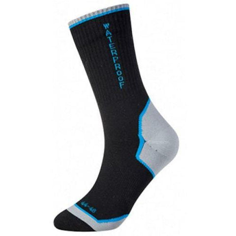 Unisex Portwest Performance Breathable Waterproof Sock