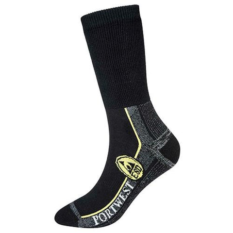 Adult Portwest ESD Electrostatic Work Sock
