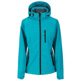 Trespass Bela II Waterproof Jacket in Marine