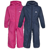Trespass Button Waterproof Rainsuit Gallery