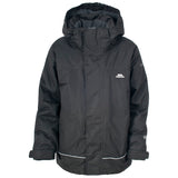 Trespass Kids Cornel Jacket Black