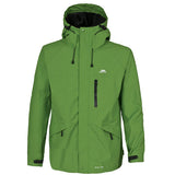 Trespass Corvo Waterproof Jacket Cedar Green