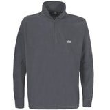 Trespass Masonville Quarter Zip Fleece Flint