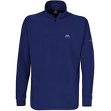 Trespass Masonville Quarter Zip Fleece Navy