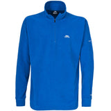 Trespass Masonville Quarter Zip Fleece Ultramarine