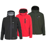 Trespass Mens Accelerator II Softshell Jacket Gallery