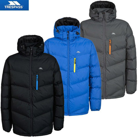 Trespass Mens Blustery Jacket