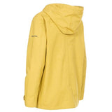 Trespass Seawater Waterproof Jacket Gold Back