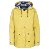 Trespass Seawater Waterproof Jacket Gold