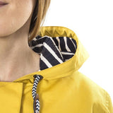 Trespass Seawater Waterproof Jacket Hood Closeup