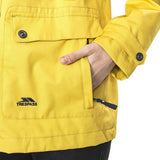 Trespass Seawater Waterproof Jacket Pocket Closeup