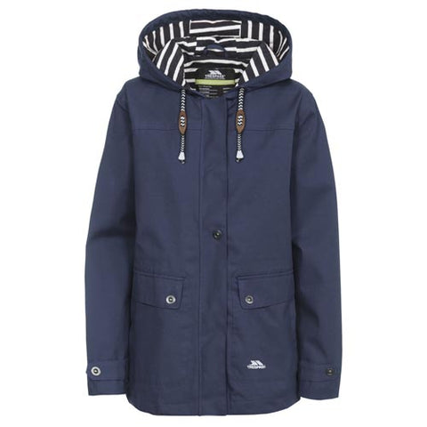 Trespass Seawater Waterproof Jacket Navy