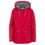 Trespass Seawater Waterproof Jacket Red