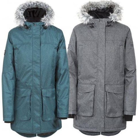 Trespass Thundery Waterproof Parka Jacket Gallery