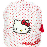 Girls Licenced Hello Kitty Character Basball Cap