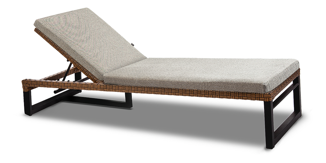 Napoli Chaise Pool Lounge Cushion
