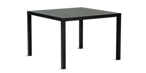 "Venezia Dining Table 43x43"" - 4 seat"