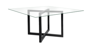 "Napoli Dining Table 43x43"" - 4 seat"
