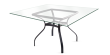 "Ravenna Dining Table 43x43"" - 4 seat"