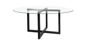 "Napoli Dining Table 43"" - 4 seat"
