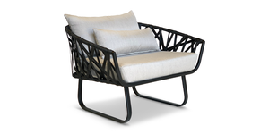 Abstract Lounge Chair