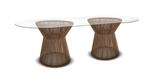 "Milano Dining Table 50"" - 4 seat"