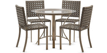 "Firenze Dining Table 43"" - 4 seat"