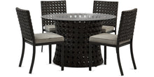 "Roma Dining Table 50"" - 4 seat"