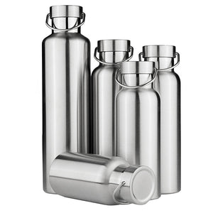 Stainless Steel Vacuum Insulated Water Bottles - Outdoor Livings