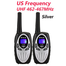 Mini Walkie Talkie Radio 8 channel UHF Frequency - Outdoor Livings